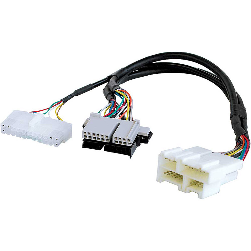iSimple_PXHGM4 Raptor Radio Wiring Harness on for ram r2, john deere,