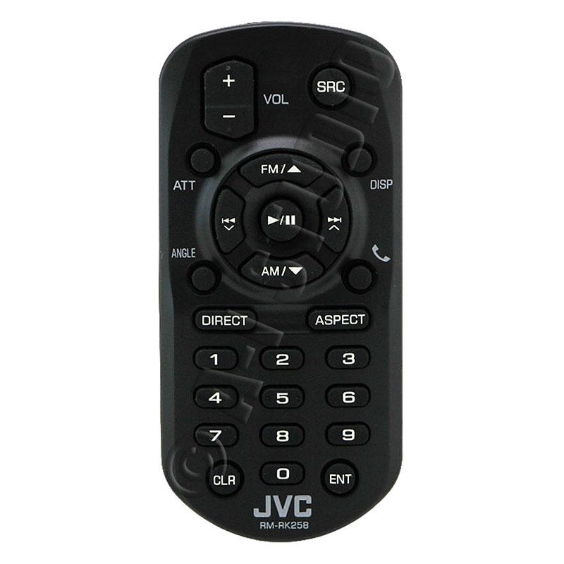 jvc rm rk258 jvc rm rk258 wireless remote control at. Black Bedroom Furniture Sets. Home Design Ideas