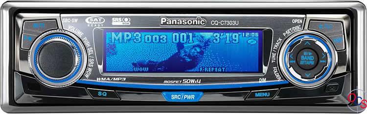 mircogarau: Autoradio Panasonic carcompo D108 vintage ...  |Panasonic Truck Radio A5198
