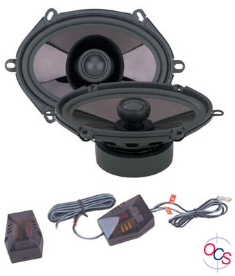 Soundstream Sst  Way   Car Speakers System