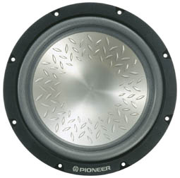pioneer tsw303f 12 free air component subwoofer each at. Black Bedroom Furniture Sets. Home Design Ideas