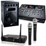Pro Audio & DJ Equipment