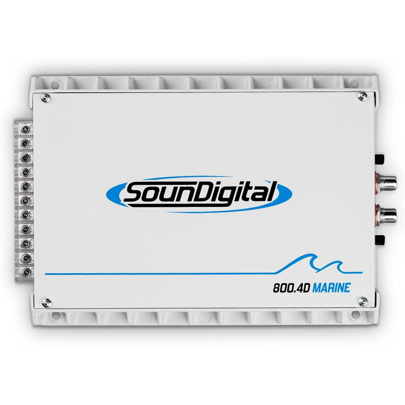 alternate product image SounDigital 800.4D MARINE 2 Ohms
