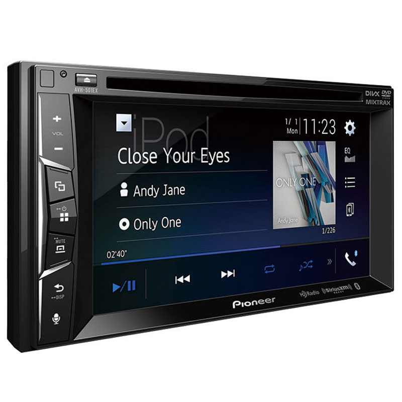 alternate product image Pioneer AVH-501EX