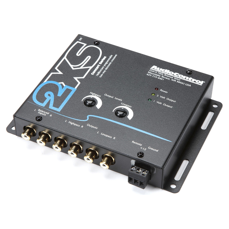 alternate product image AudioControl_2XS-2.jpg