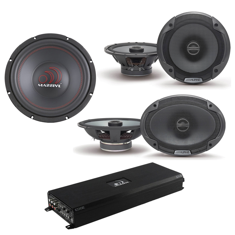 alternate product image Massive Audio EX5-Bundle