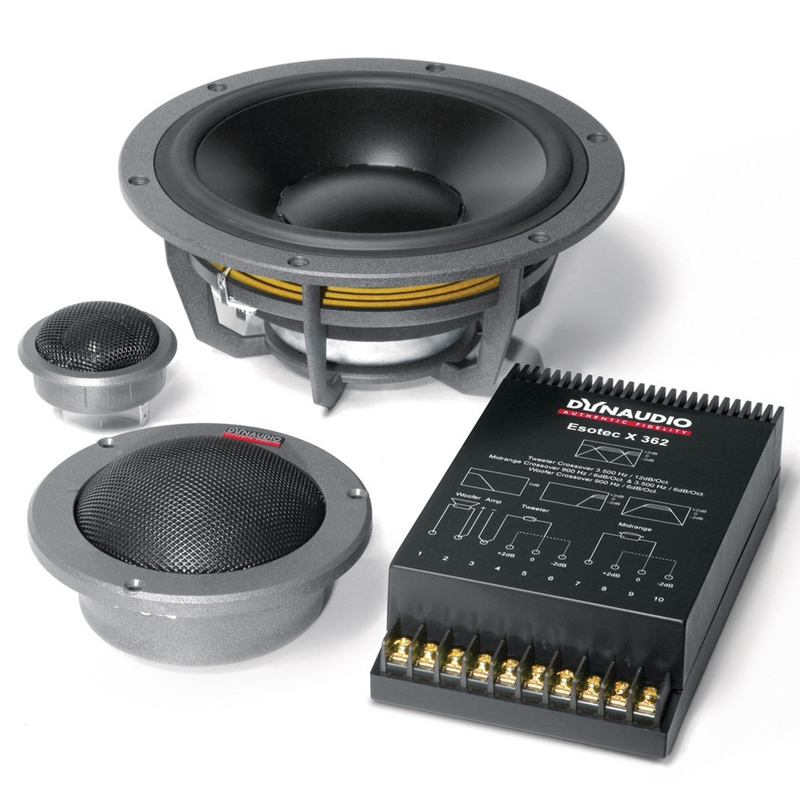 alternate product image Dynaudio Esotec System 362