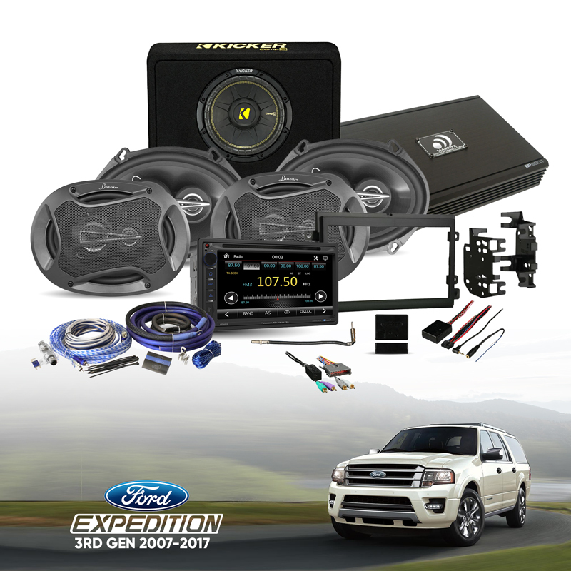 Expedition 3rd Gen Sound System
