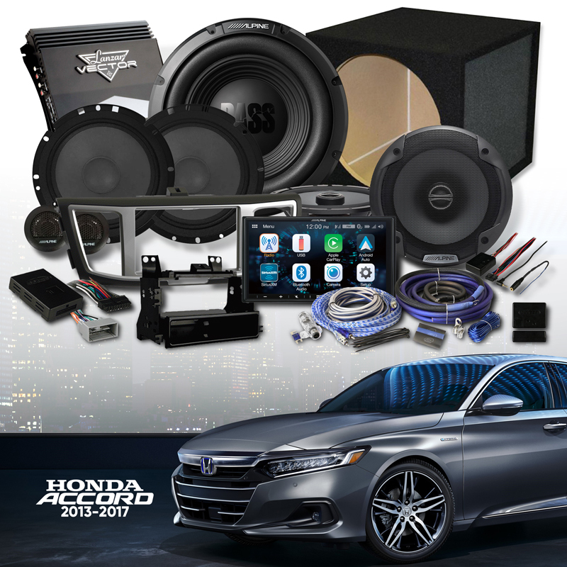 Accord Sound System