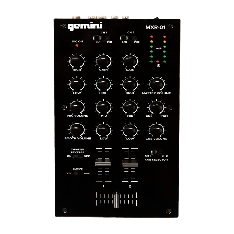 alternate product image Gemini MXR-01BT