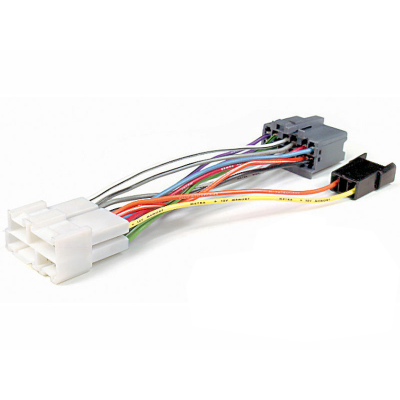 metra electronics 70 1861 wiring harness gm oem adapters. Black Bedroom Furniture Sets. Home Design Ideas