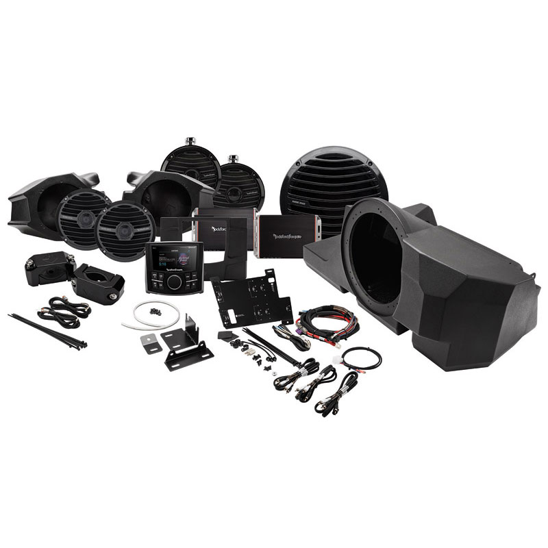 alternate product image Rockford Fosgate RZR-STAGE4