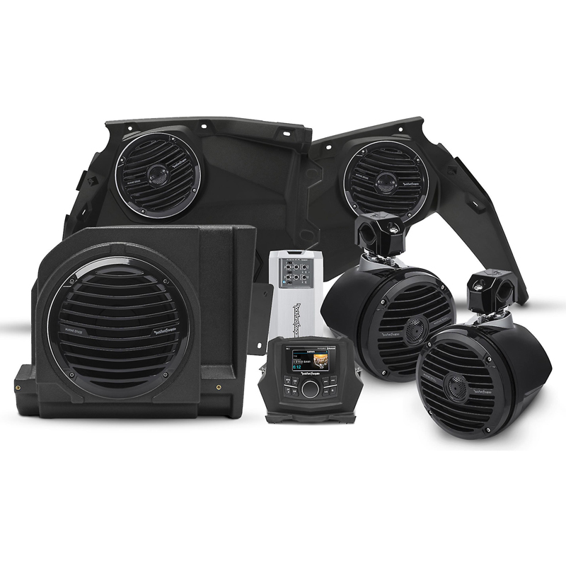 alternate product image Rockford Fosgate X3-STAGE4