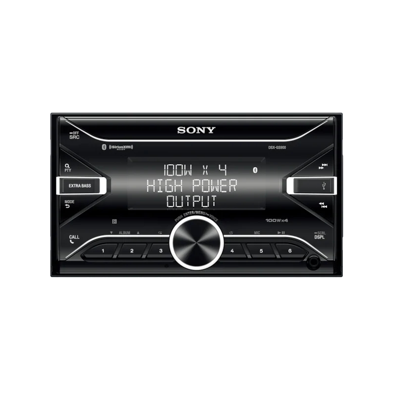 alternate product image Sony DSX-GS900