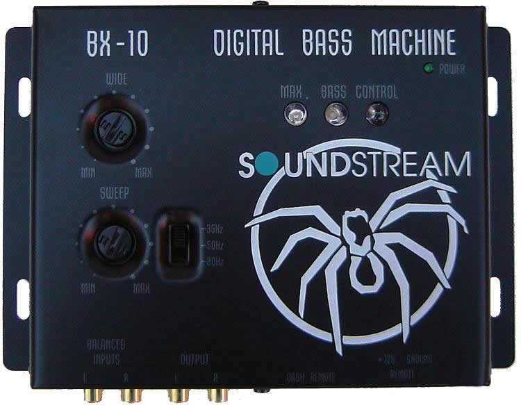 alternate product image Soundstream BX-10
