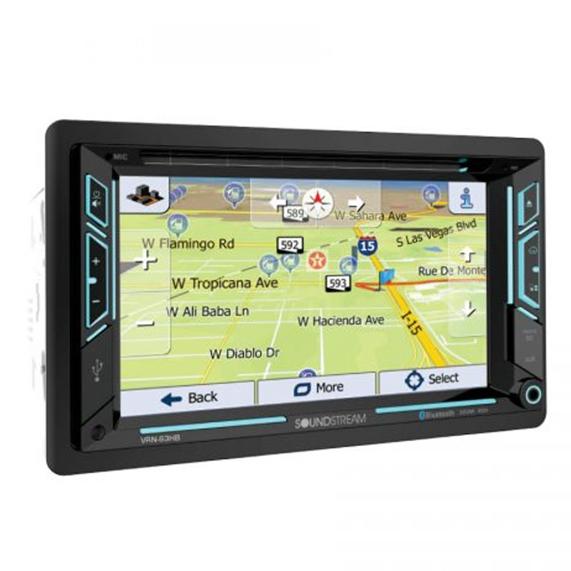 alternate product image Soundstream VRN-63HB