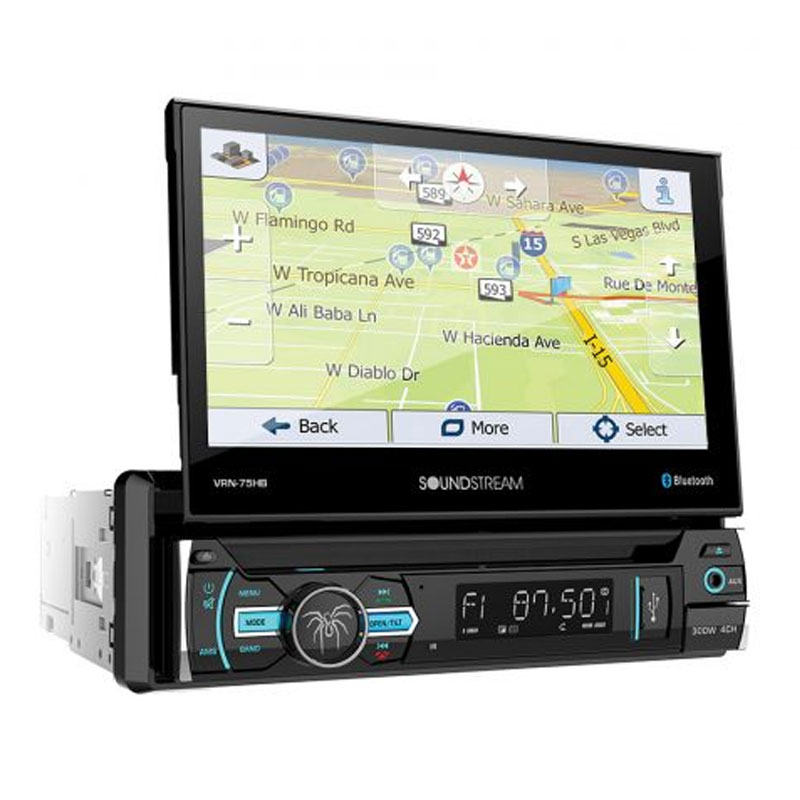 alternate product image Soundstream VRN-75HB