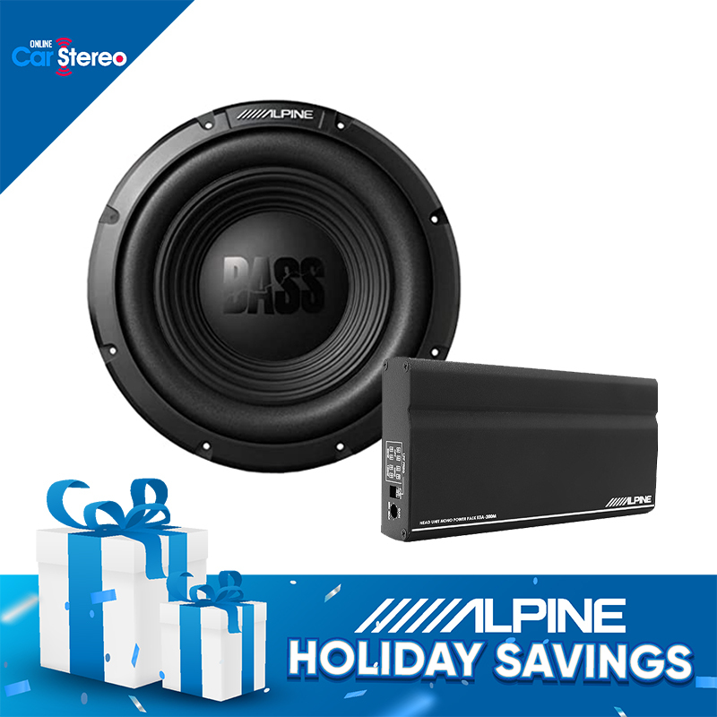 alternate product image Alpine W12S4-Bundle4