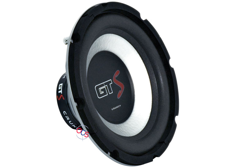 Crunch GTS 200/ /Voiture subwoofers