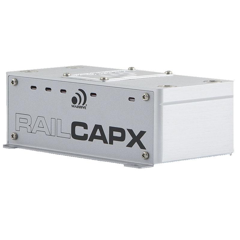 Massive Audio RAILCAP X