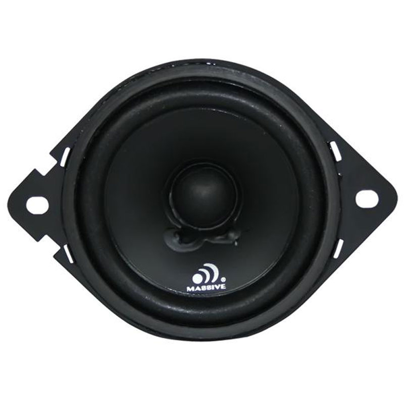 Massive Audio B1500.4 1500 Watts Blade Series 4 Channel Car Audio Amplifier