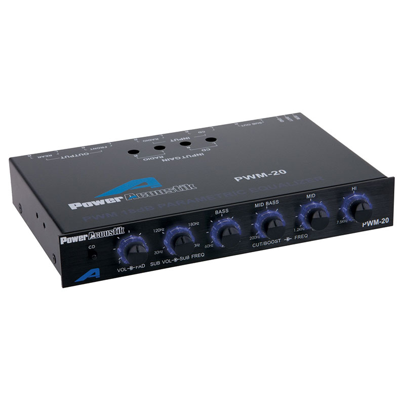 alternate product image Power Acoustik PWM-20