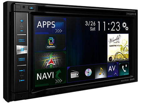 OEM Fit In-Dash Car Navigation Systems