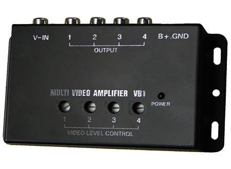 Car Video Signal Amplifiers