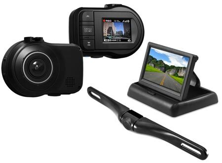 Dashcams and Backup Cameras