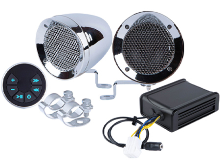 Motorcycle Audio Systems