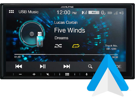 Android Auto Receivers