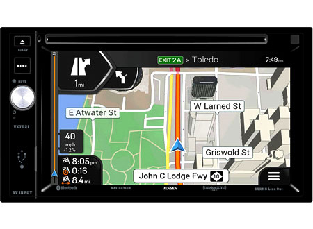 In-Dash Car Navigation Systems