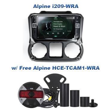 Alpine i209-WRA