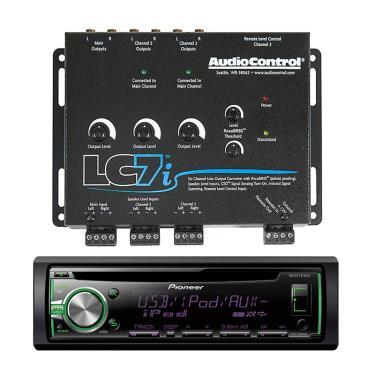 Pioneer DEHX3800UI-LC7i-PKG