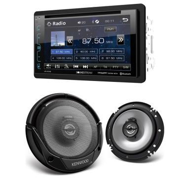 Soundstream VR-65XBKFC-1665S
