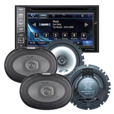 Alpine W960HDMI-SXE-1750S-6925S-PKG