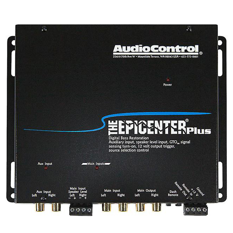 AudioControl TheEPICENTERPlus