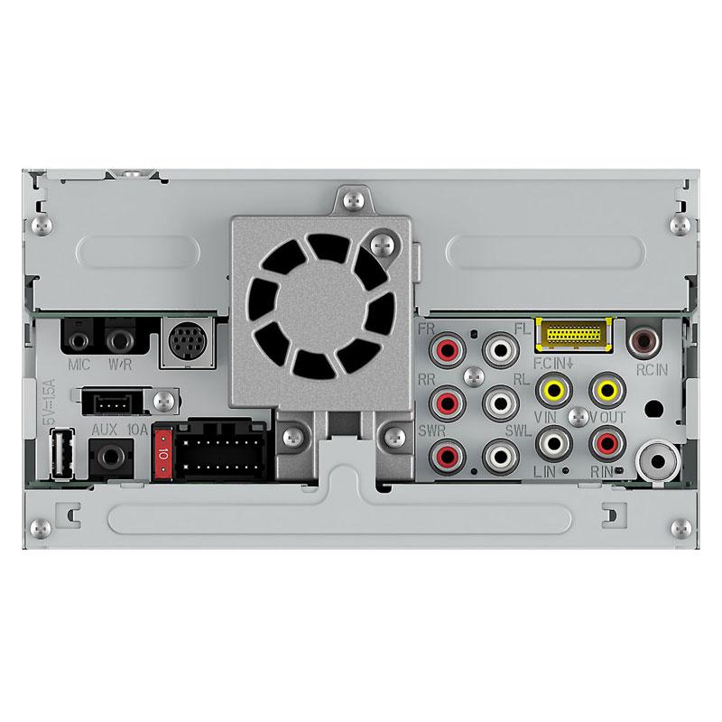Pioneer AVH-1330NEX 2-DIN Multimedia DVD Car Receiver with