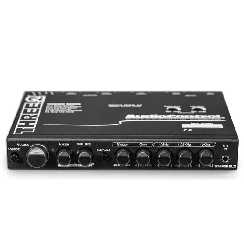 AudioControl THREE.2