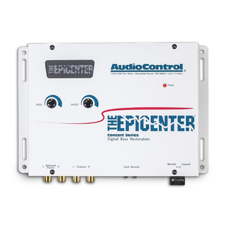 AudioControl EPICENTER-WHITE