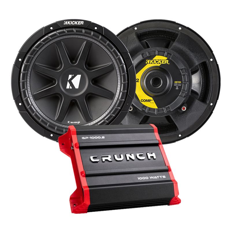 Kicker 43C124-Bundle2