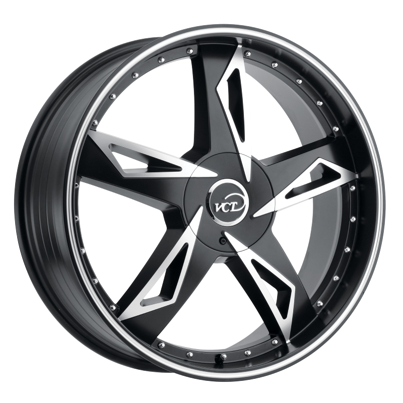 VCT Wheels V84-2285BL-38SBM