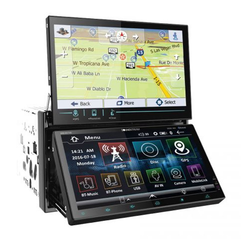 Soundstream VRN-DD7HB