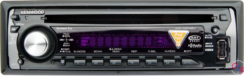 Kenwood Kdc Mp435U - Anyx on