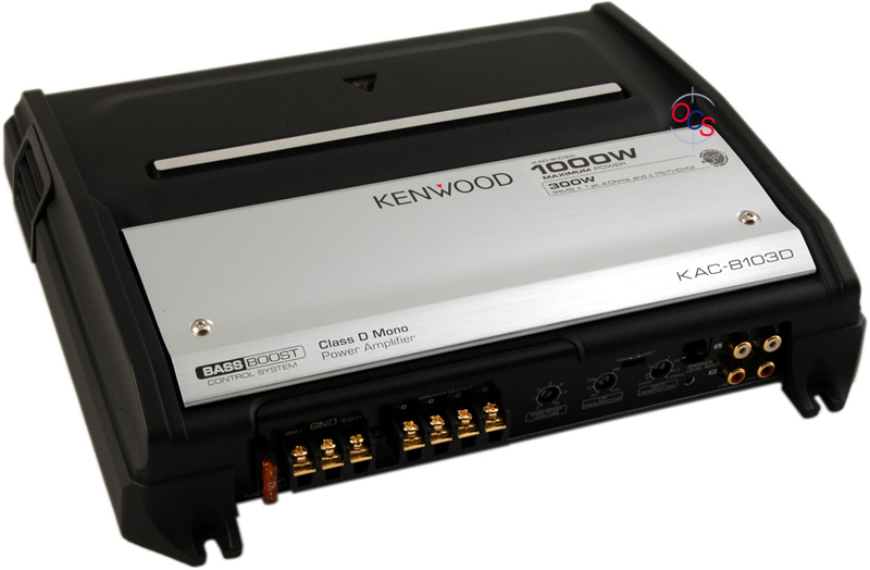 Kenwood KAC-8103D Product Ratings And Reviews at ... on