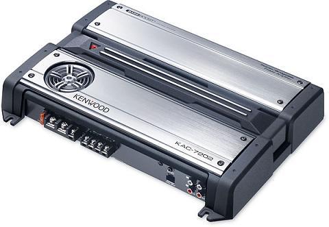 Kenwood KAC-7202 Product Ratings And Reviews at
