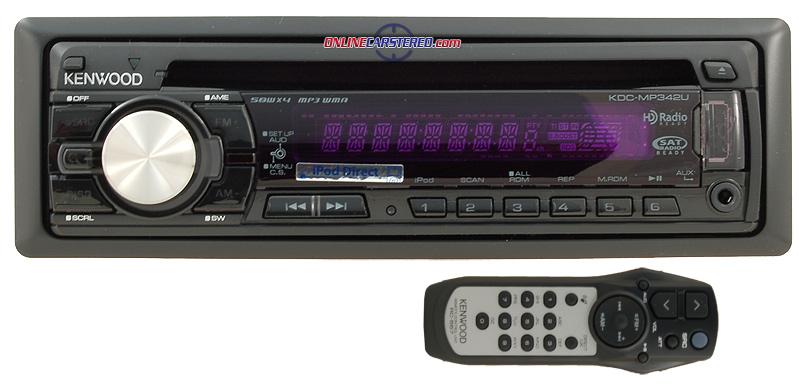 [NRIO_4796]   Kenwood KDC-MP342U Reviews at OnlineCarStereo | Kenwood Kdc Mp235 Wiring Diagram |  | Online Car Stereo
