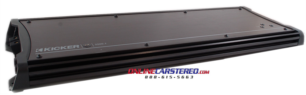 Kicker ZX2500 1 Product Ratings And Reviews at OnlineCarStereo com