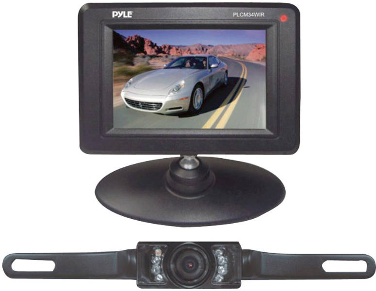 Pyle PLCM34WIR At Onlinecarstereo.com
