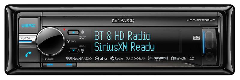 KDC-BT958HD